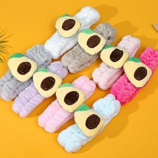 Băng Đô Quả Bơ Bé Bơ Siêu Cute -Loại 1 dày Dặn- - 5214063786 thumbnail