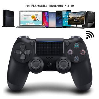Tay cầm chơi game không dây PS4 DUALSHOCK 4 DOUBLESHOCK 4 Controller Đen chính hãng - Bảo Hành 13 Tháng - tay cầm chơi game ps4 thumbnail