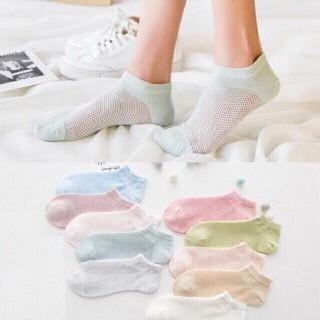 Tất thông hơi nữ cotton chống hôi chân - 4036630774 thumbnail