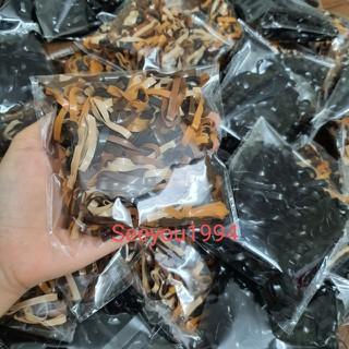 Túi Chun Nịt Buộc Tóc Màu Nâu- Đen Dày Dặn - khoảng 250 đ-n 280 chi-c- - 4220764571 thumbnail