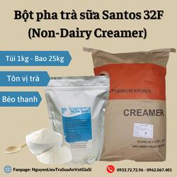 BỘT PHA TRÀ SỮA SANTOS 32F - Nguyên liệu pha trà sữa ngon