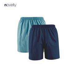 Combo 02 quần đùi nam Novelty màu bất kì