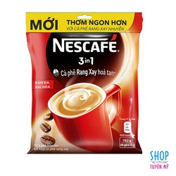 Túi 46 gói Nescafe - Café sữa bịch lớn