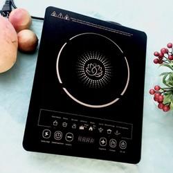 Bếp Từ, Bếp Từ Đơn Lotus, phiên bản quốc tế  Công Suất 2200W, Bảo hành 6 tháng 1 đổi 1 trong 7 ngày nếu lỗi