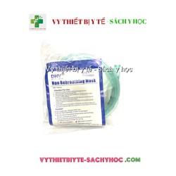Chụp oxy ( Mask thở, dây chụp thở oxy loại dây và loại có túi)