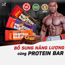 PROTEIN BAR PLAY NUTRITION 45g