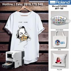 Máy in áo thun cotton Roland BT12
