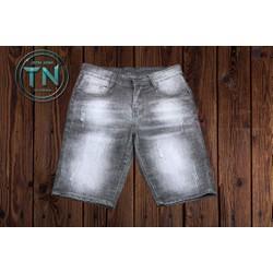 Quần shorts jeans nam cao cấp trẻ trung co giãn TNC25