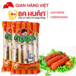 Xúc Xích Tiệt Trùng Oliba Bò 100g - Ba Huân (5 cây x 20g)