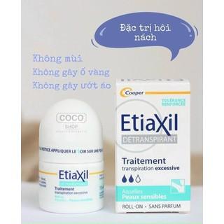 BÁN SĨ_ Lăn Khử Mùi ETIAXIL _ Đánh bay Hôi Nách , Thâm Nách - BAN SĨ 15ML thumbnail