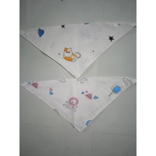 Khăn Yếm xô tam giác bấm cúc - khanyemtg thumbnail
