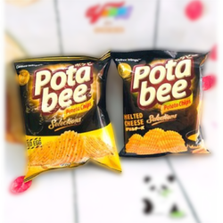 Snack Khoai Tây Pota Bee 68g - Vị ngẫu nhiên - Date 11/2021