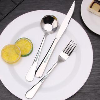Bộ DAO THÌA DĨA (Muỗng, nĩa) ăn bít tết inox - khắc laser tên, logo theo yêu cầu - 4291_44719201 thumbnail