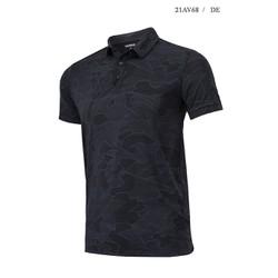 Áo Polo dành cho nam cổ bẻ 21AV68 áo thể thao BenDu chính hãng mềm mịn thoáng mát