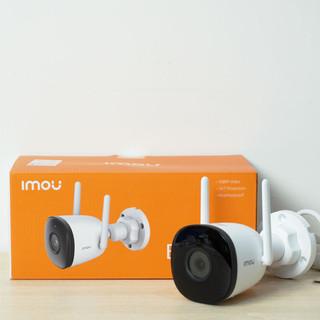 Camera IP Wifi IPC-F22FP-IMOU 2.0MP Full HD 1920x1080 Ban đêm có đèn Lắp ngoài trời - BH24T Chính hãng - IPC-F22FP - F22FP thumbnail