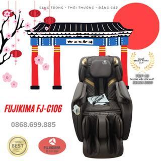 FUJIKIMA C106 ghế massage [NHẬT BẢN] gảm giá KỊCH SÀN 75% - Gọi ngay 0868.699.885 mang ngay QUÀ về - FJ-C106 thumbnail