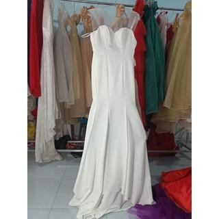 Váy Đuôi Cá Trắng - 010 thumbnail