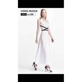 Đầm váy dáng dài đen chéo - D89-89 thumbnail