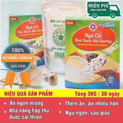 Bột ngũ cốc Tăng Cân Hoa Bạch Hải Đường