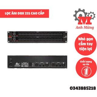 Máy lọc âm DBX 231 cao cấp thiết kế nhỏ gọn mang lại hiệu quả tối đa - 2285499596 thumbnail