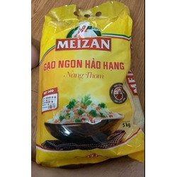 Gạo nàng thơm Meizan 5kg