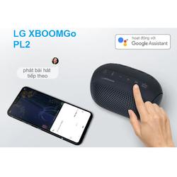 Loa di động Bluetooth LG XBOOM GO PL2 - Hàng Chính Hãng
