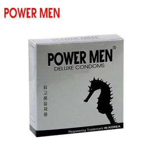 Bao cao su Powermen Longer Plus 3 chiếc - BCS LO3 thumbnail