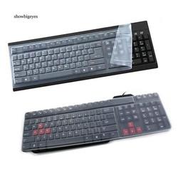 Miếng bọc bảo vệ bàn phím máy tính bằng silicon chuyên dụng