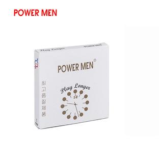 Bao cao su Powermen Player Longer kéo dài hàng đồng hồ Hộp 1 BCS (PL1) - che tên sp khi giao hàng - pl1 thumbnail