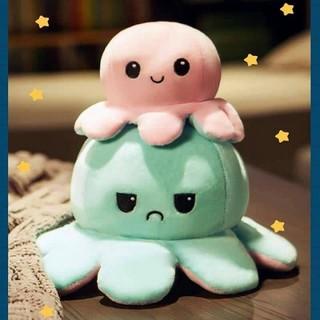 Gấu bông Bạch Tuộc đổi màu thay cảm xúc Cute phomaique - Size_Nhỏ thumbnail