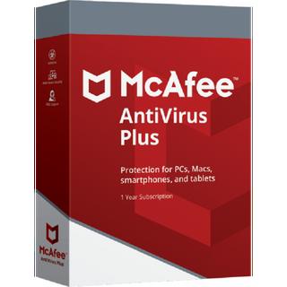 Phần mềm McAfee AntiVirus 2021 1 thiết bị 1 năm - am01001 thumbnail