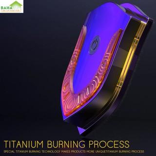 ĐÈN LED CẢNH BÁO DÁN MŨ BẢO HIỂM, DÁN XE MÁY CÓ SẠC ĐIỆN BAHAMAR cảnh báo hiệu quả và giúp lái xe an toàn hơn với công nghệ đốt Titan làm cho sản phẩm độc đáo hơn. - 0347 5
