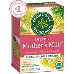 [Bản mới 2021] Trà Lợi Sữa Mother's Milk - Hỗ Trợ Sản Sinh Sữa Mẹ, Mang Đến Nguồn Sữa Bổ Dưỡng Cho Con