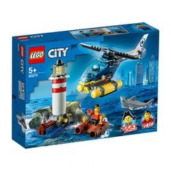 LEGO CITY 60274 - Trực Thăng Bắt Cướp Trong Ngọn Hải Đăng
