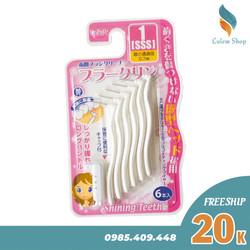 Bàn chải kẽ răng cao cấp Nhật Bản DR.POLIR dạng chữ L