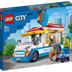 LEGO 60253 City - Xe Tải Bán Kem