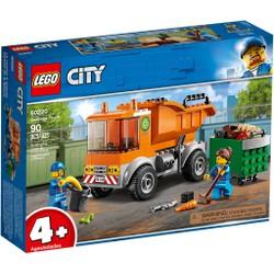LEGO 60220 City - Xe Tải Chở Rác