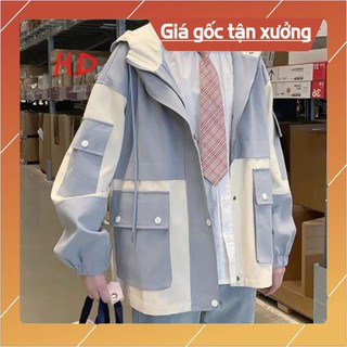 Áo Kaki túi vuông đính cúc HĐ12 - 5737942993 thumbnail