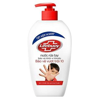 nước rửa tay lifebuoy 500ml - nrt01 thumbnail