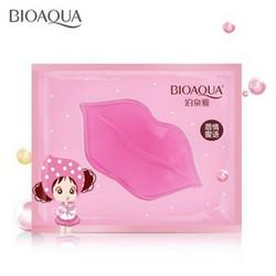 Mặt nạ dưỡng môi Bioaqua - Set 10 miếng