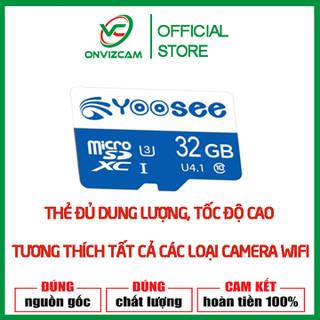 Thẻ nhớ YooSee 32G Class 10 U3 cao cấp - 3223_44966929 thumbnail