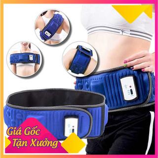 Đai massage X5 giảm mỡ bụng rung mạnh tan mỡ - Đai Massage Toàn Thân - Đai Massage Bụng X5 - DMSX5-1 thumbnail