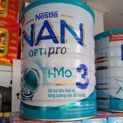 Sữa bột Nan Optipro số 3 1,7kg mẫu mới