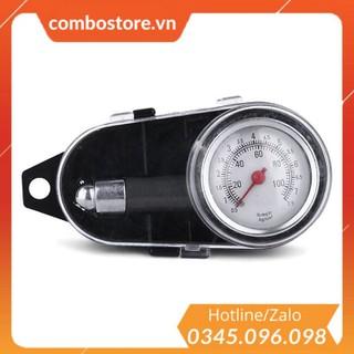 Dụng cụ đo Áp Suất Lốp xe Ô Tô Đa năng Tiện dụng Siêu bền An toàn - CS.09 thumbnail