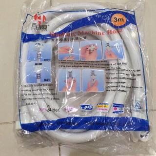 DÂY MÁY GIẶT,dây cấp nước cho máy giặt siêu bền. - US24XR 3
