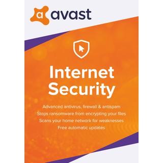 Phần mềm diệt virus AVAST Internet Security 1PC 1 năm - am01008 thumbnail