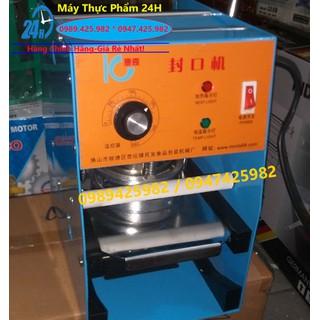Máy ép miệng cốc chính hãng IC 25 ép cốc từ 500ml trở xuống miệng phi 90,phi 95 - STMMDC thumbnail