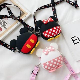 Túi đeo chéo hình MICKEY dễ thương cho bé - H0175 thumbnail