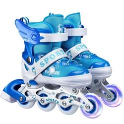 [CHUẨN XỊN] Giày Patin cho bé PAILEDI A1 bánh đặc có đèn phát sáng đủ size S,M,L có 2 màu lụa chọn
