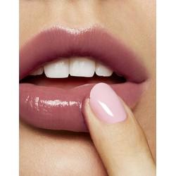 Son Bóng MAC Powerglass Plumping Lip Gloss Asset Management Màu Hồng Nâu